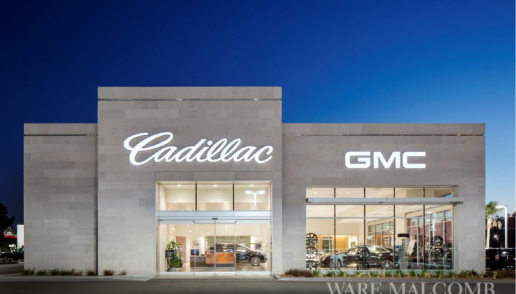Ware-Malcomb-Announces-Completion-of-Allen-Cadillac-Auto-Dealership